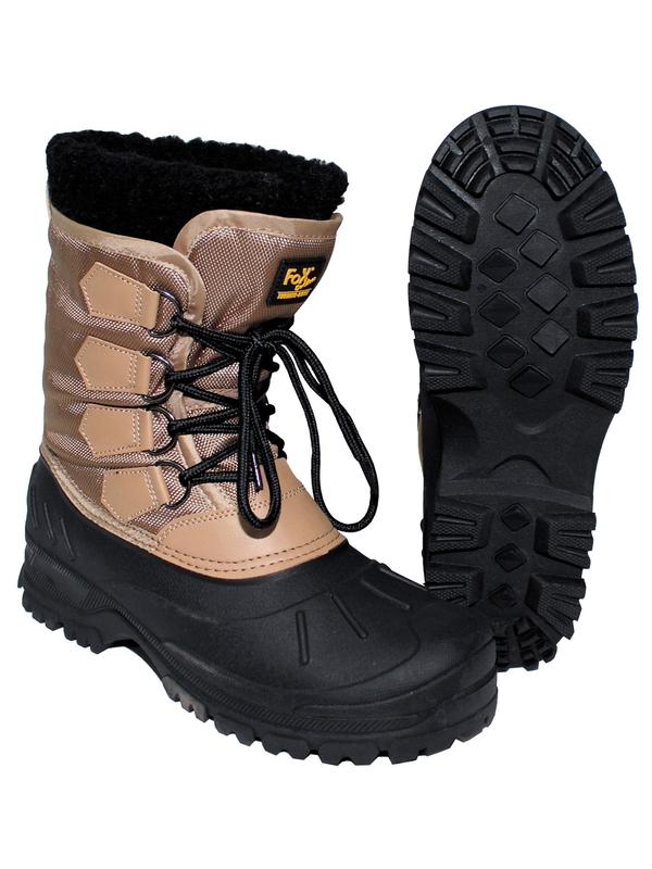 Termo topánky s protišmykovou podrážkou 4e589988c53